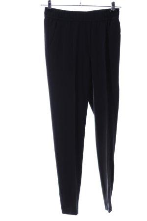 Second Female Pantalone jersey nero stile professionale