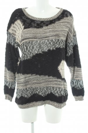Second Female Strickpullover meliert Casual-Look