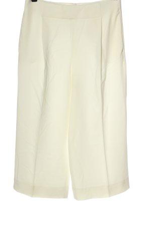 Seductive Luźne spodnie kremowy Elegancki