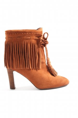 See by Chloé Booties hellorange Casual-Look