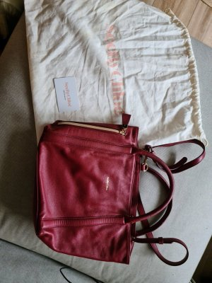 See by Chloé Handtasche in Dunkelrot