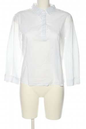 See by Chloé Hemd-Bluse weiß Business-Look