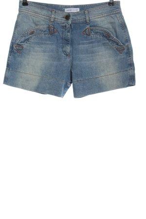 See by Chloé Pantaloncino di jeans blu stile da moda di strada