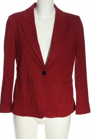 See by Chloé Jerseyblazer rot Business-Look