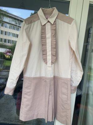 See by Chloé Abito blusa camicia multicolore