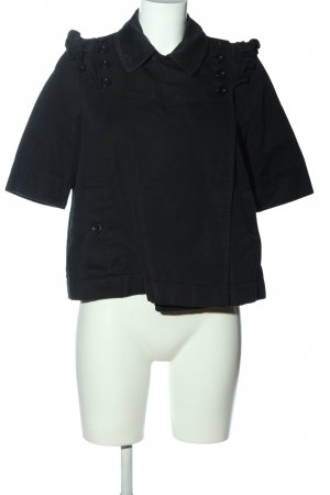 See by Chloé Giacca corta nero stile casual