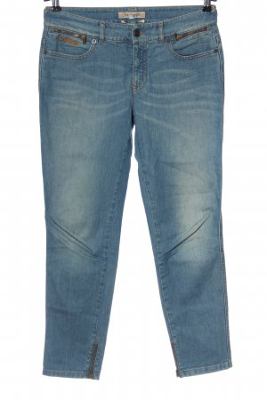 See by Chloé Jeans a sigaretta blu stile casual