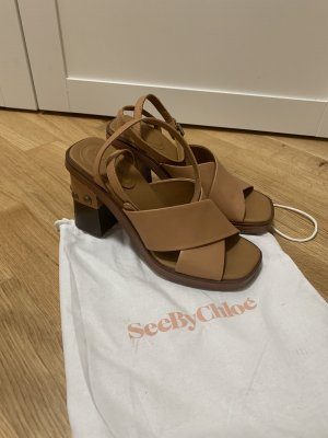 See by Chloé sandals 36