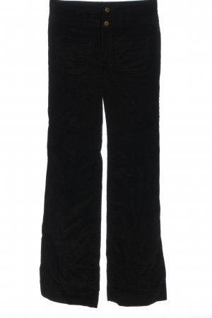 See by Chloé Pantalone a zampa d'elefante nero motivo a righe stile casual