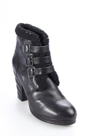 See by Chloé Schlüpf-Stiefeletten schwarz Street-Fashion-Look
