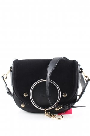 See by Chloé Schultertasche schwarz Casual-Look
