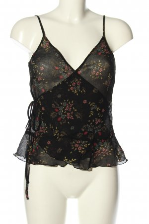 See by Chloé Top in seta stampa integrale stile casual