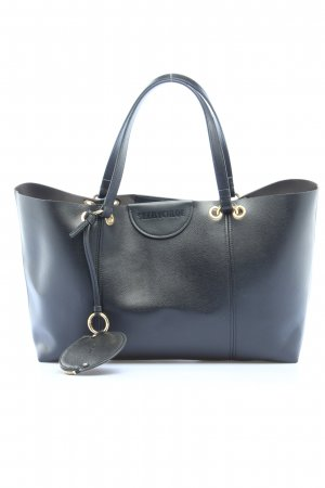 "See by Chloé Shopper ""Marty Shopping Bag Leather"" blau"