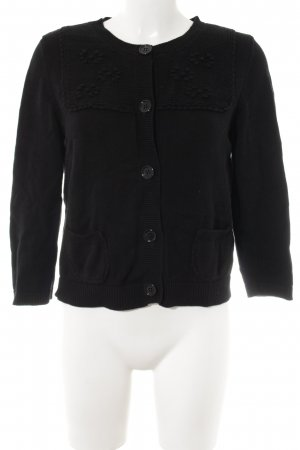 See by Chloé Strick Cardigan schwarz Casual-Look