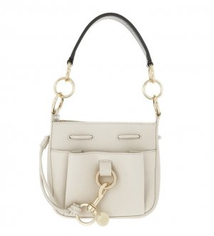 See By Chloe - Tony Small Shoulder Bag Cement Beige