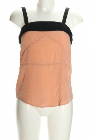 See by Chloé Canotta a bretelle color carne-nero stile casual