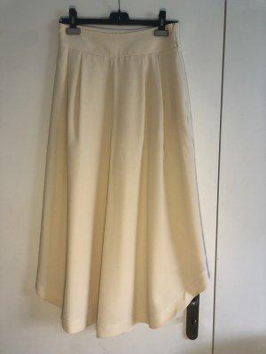 See by Chloé Pantalone culotte bianco sporco