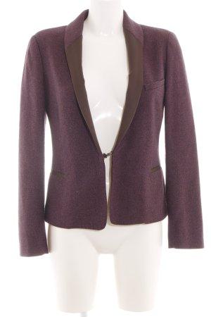 Chloé Tweed blazer lila Gemengd weefsel