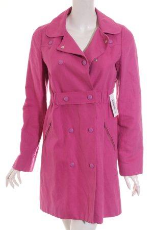 See by Chloé Übergangsjacke pink Street-Fashion-Look