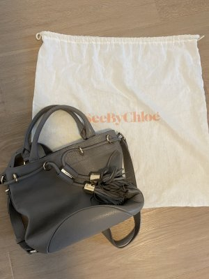 See by Chloé Pouch Bag grey