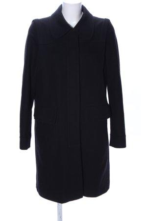 See by Chloé Abrigo de lana negro look casual