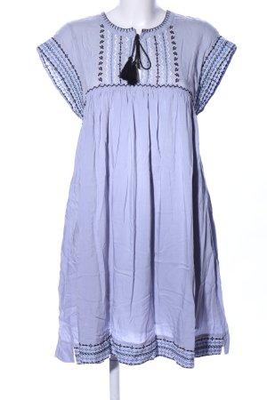 See u soon Minikleid blau Casual-Look