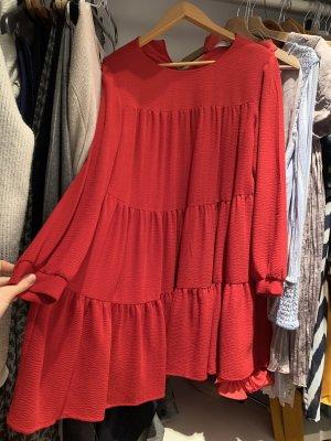 See u Soon Sommerkleid Rot