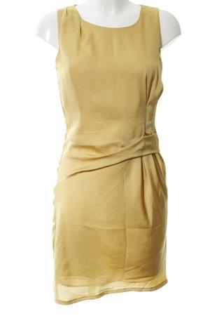 See u soon Trägerkleid blassgelb Elegant