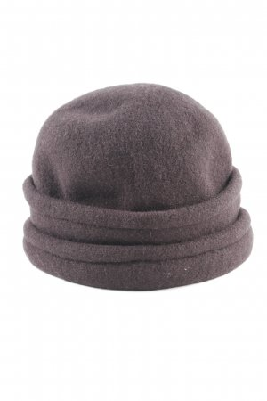 Seeberger Cappello da panettiere marrone scuro stile semplice