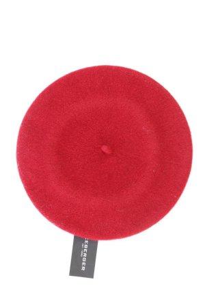 Seeberger Baskenmütze neu mit Etikett rot