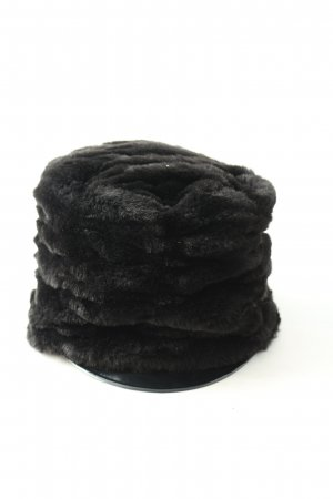 Seeberger Fur Hat black casual look