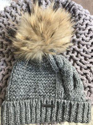 Seeberger Fur Hat multicolored
