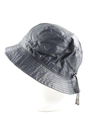 Seeberger Cappello da pescatore blu stile casual