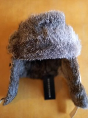 Seeberger Fur Hat multicolored pelt