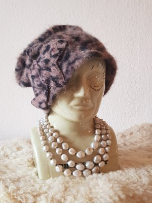 Seeberger Knitted Hat light brown