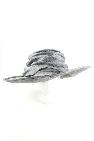 Seeberger Zachte hoed lichtgrijs elegant