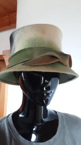 Seeberger Chapeau en feutre multicolore