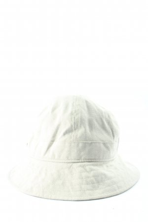 Seeberger Fabric Hat white casual look