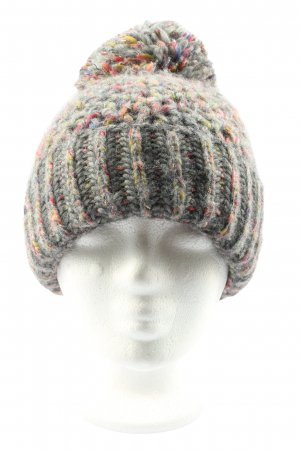 Seeberger Knitted Hat flecked casual look