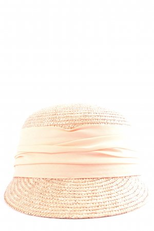 Seeberger Straw Hat cream casual look