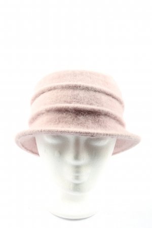 Seeberger Wollhut pink Casual-Look