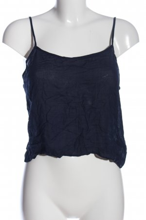 SeeByChloé Cropped top blauw casual uitstraling