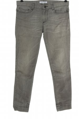 SeeByChloé Low Rise Jeans light grey casual look