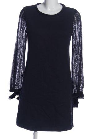 SeeByChloé Pulloverkleid schwarz Casual-Look