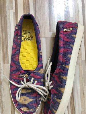 Vans Zapatos de marinero lila
