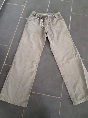 Street One Pantalons Houlihan gris vert