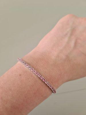 sehr dünnes rosa Armband