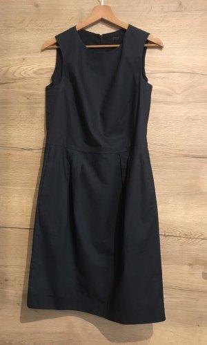 COS Sukienka etui petrol-ciemnozielony