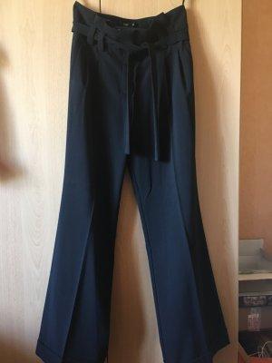 Sehr elegante schwarze Hose große 40