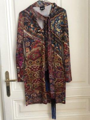 Just cavalli Robe à manches longues multicolore